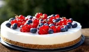 Cheesecake-frutti-di-bosco