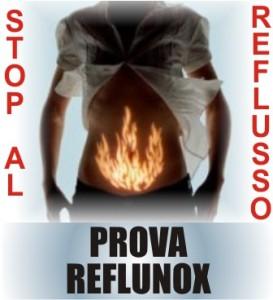 Stop al reflusso! Prova Reflunox