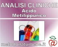 analisi_acido_metilippurico _esame